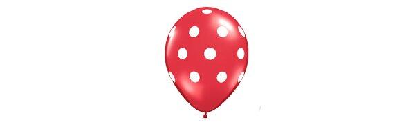 Ballons für Partys