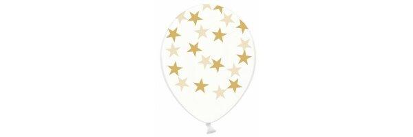 Sternen-Luftballons