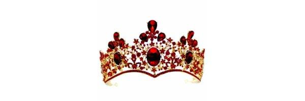 Kronen und Diademe