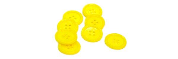 Gelbe Knöpfe