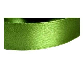 Satinband Kiwi 15mm Stoffband