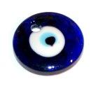 2. Wahl Göz Glas-Anhänger Rund 30mm Blaues Auge