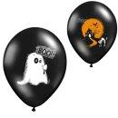 Halloween Grusel-Schloss Boo! Ballons