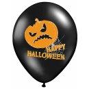 10 Halloween-Ballons im Mix Heliumgeeignet
