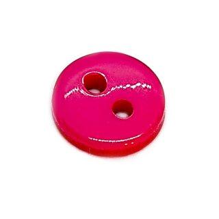 2-Loch-Knöpfe 9mm in Pink