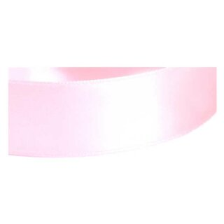 5 Meter Satinband Barby Rosa 25mm Stoffband