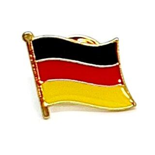 Deutschland-Flaggen Pin / Anstecker