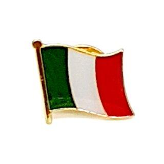 Italien-Flaggen Pin / Anstecker