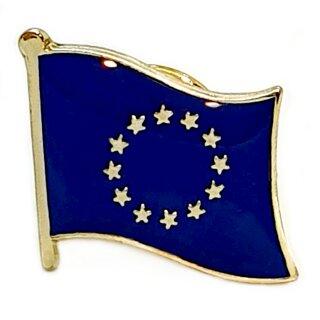 Europa-Flaggen Pin / Anstecker