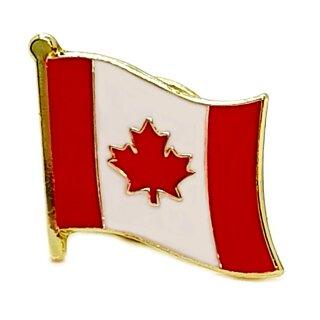 Kanada-Flaggen Pin / Anstecker