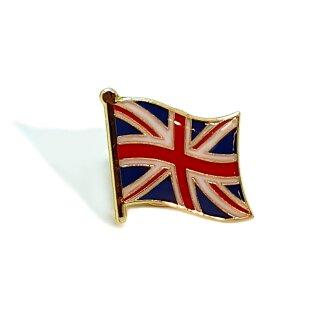 Großbritanien-Flaggen Pin / Anstecker