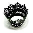 12 Halloween Cupcake/Muffin Pappier-Deko Kürbis