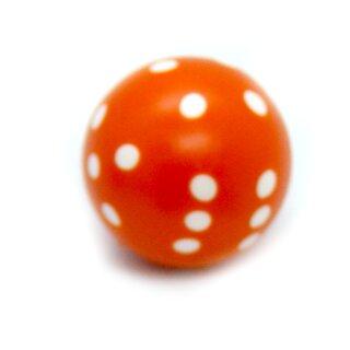 Orange - Weiß