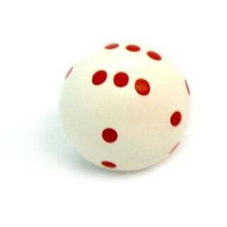 Weiß - Rot
