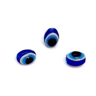 Transparent- Dunkel-Blau