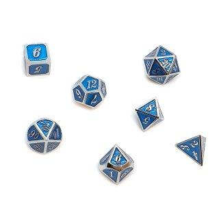 Silber-Blau