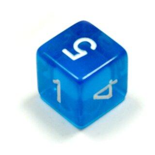 Transparent-Blau